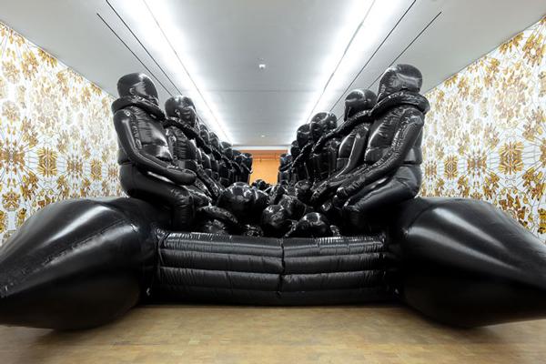 Sesion Ai Weiwei en Corpartes