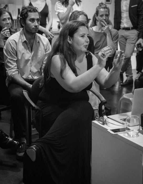 Sesion Chile en la Bienal de Venecia 2019