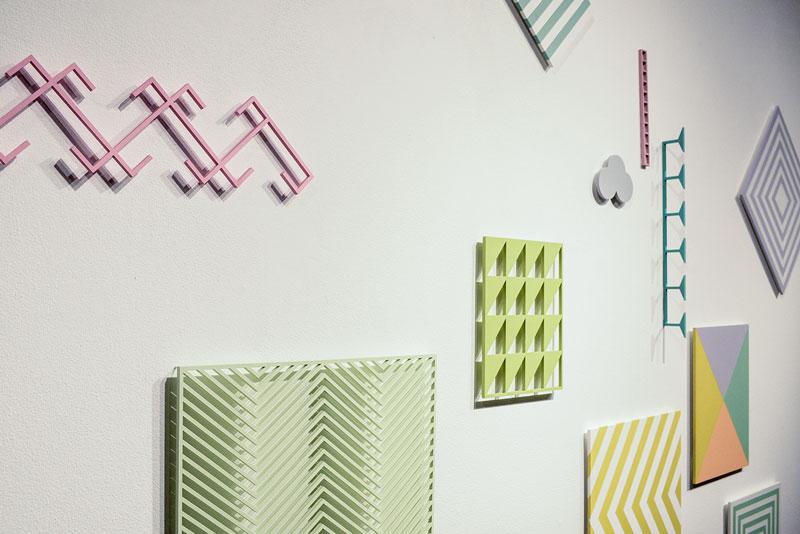 """Sesion """"Primera Simetría"""" de Raisa Bosich en Galería NAC"""