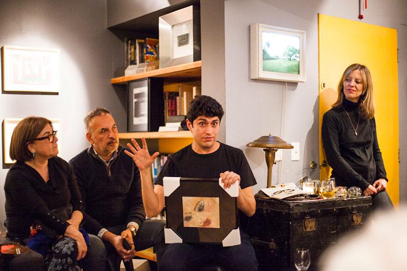 Sesion Colección Alfonso Díaz