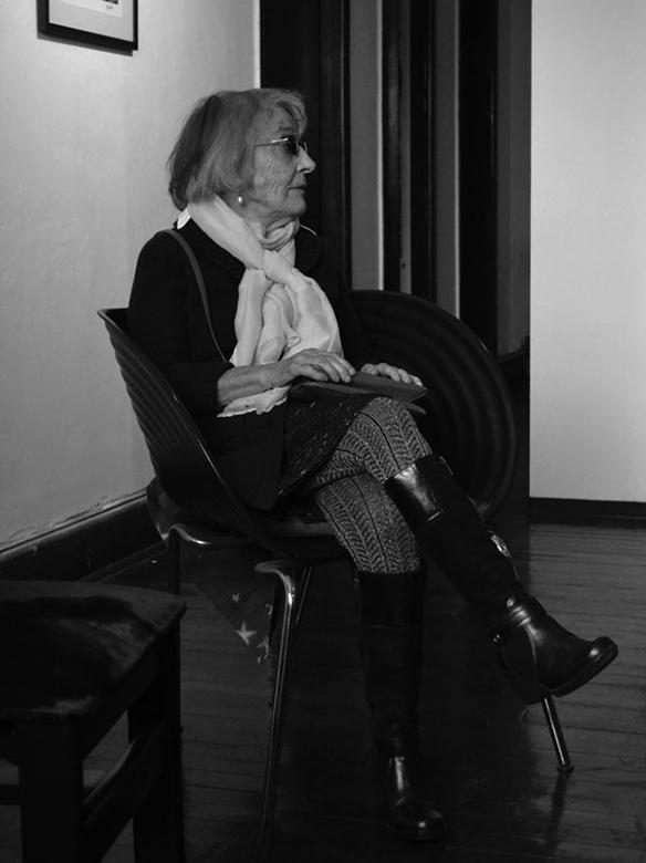 Sesion Julia Toro en Factoría Santa Rosa