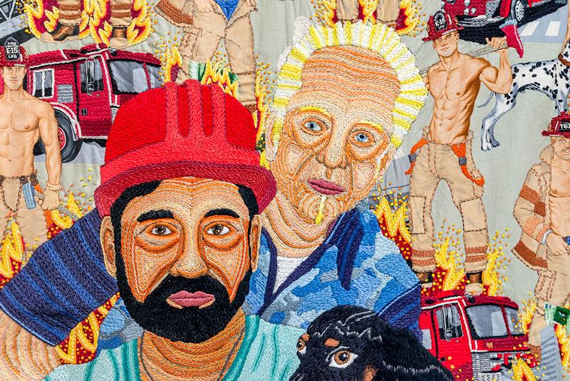 """Sesion """"Genio doméstico"""" de Chiachio & Giannone en Isabel Croxatto Galería"""