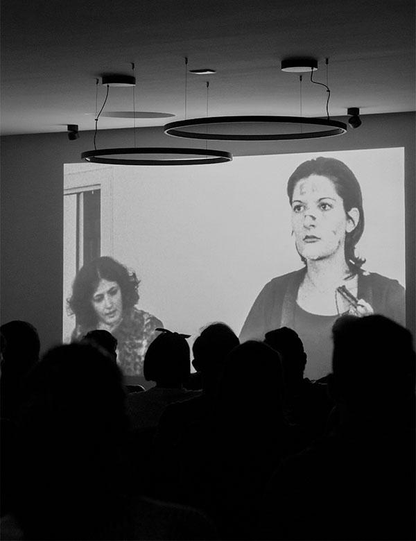 Sesion Art Talk: Arte y activismo por Valentina Serrati