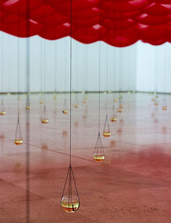 Sesion Sebastián Mahaluf y Marco Godoy en Galería Patricia Ready