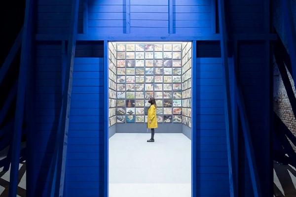 Sesion Pabellón Chileno en la Bienal de Arquitectura de Venecia 2021