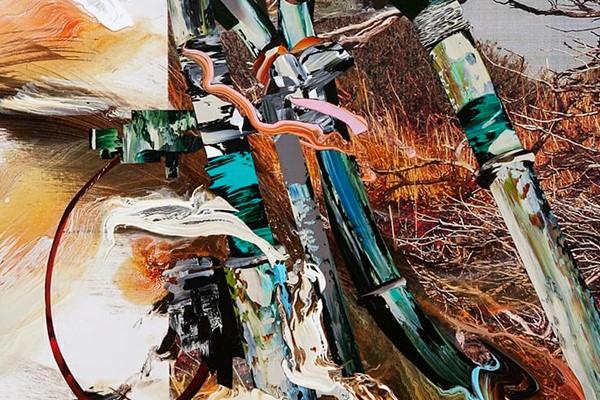 Sesion Germán Tagle en Aninat Galería